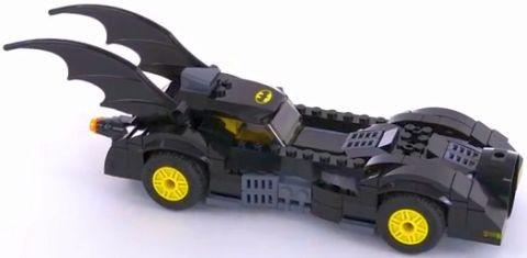 #76035 LEGO Super Heroes Jokerland Batmobile