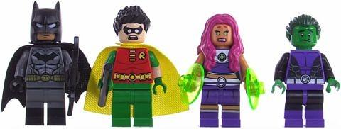 #76035 LEGO Super Heroes Jokerland Good Guys