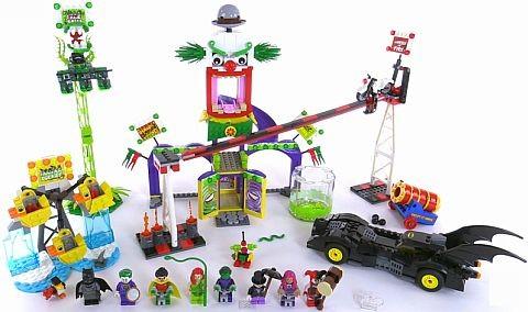 #76035 LEGO Super Heroes Jokerland Review