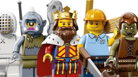 LEGO Collectible Minifigures - Where Do They Come From