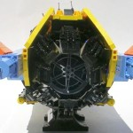 LEGO Greebling - colour-black-hornet