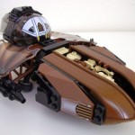 LEGO Greebling - colour-tan-lamestar