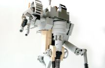 LEGO Greebling - pieces-round-monostomper