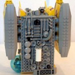 LEGO Greebling - where-to-greeble-bottom-comet-crater-express
