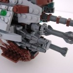 LEGO Greebling - where-to-greeble-guns-mercenary-gunboat