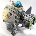 LEGO Greebling - where-to-greeble-thruster-nasal-avenger