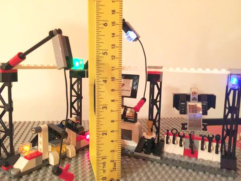 LEGO Wireless Light - i-Brix Details
