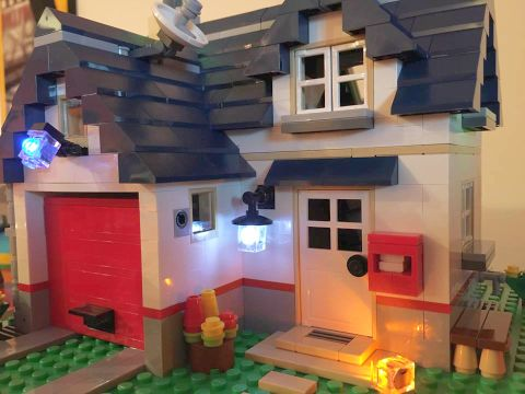 LEGO Wireless Light - i-Brix for Houses