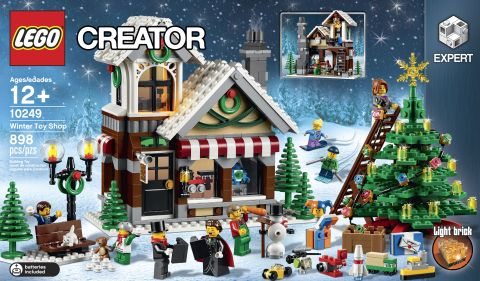 #10249 LEGO Winter Village Toy Shop