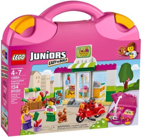 #10684 LEGO Juniors Suitcase