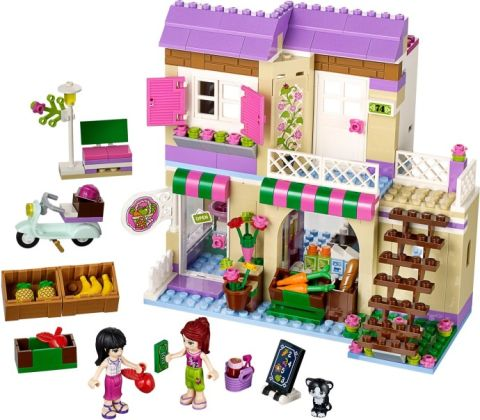 2 pieces *NEW* Lego Small Orange Rollerskates Friends Emma Figs Minifig Figure