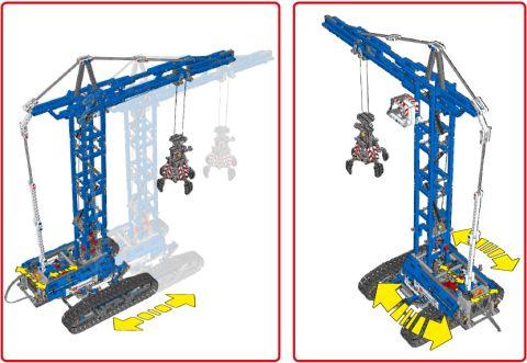#42042 LEGO Technic Alternate Model