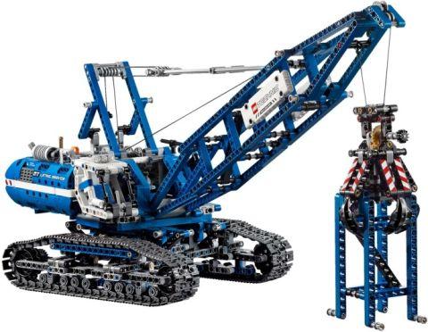 #42042 LEGO Technic Crawler Crane