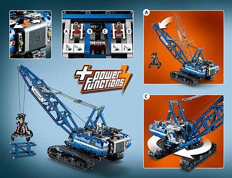 #42042 LEGO Technic Functions