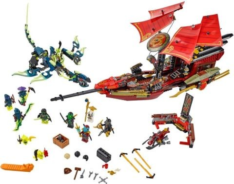 #70738 LEGO Ninjago