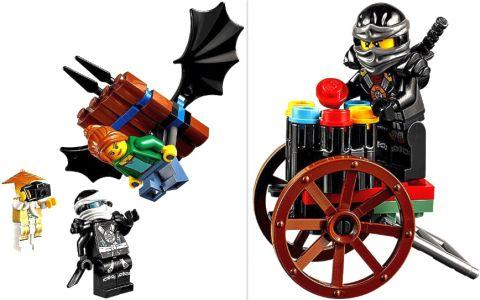 #70751 LEGO Ninjago Extras