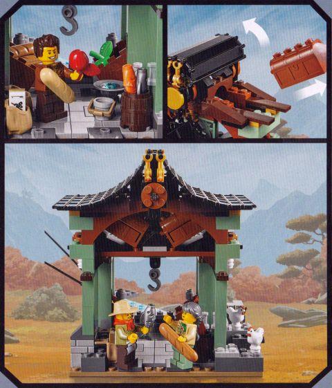 #70751 LEGO Ninjago Market