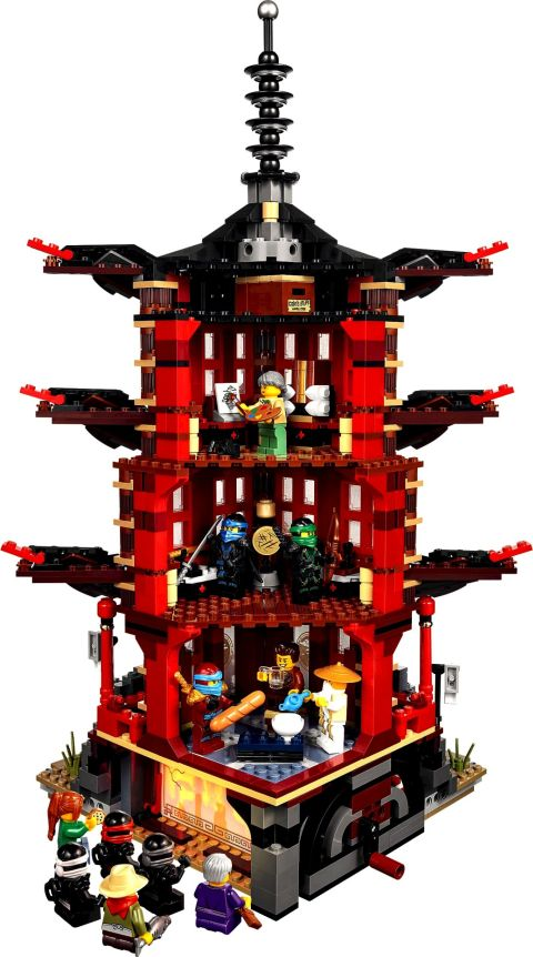 #70751 LEGO Ninjago Temple