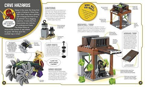 Build Your Own Adventure LEGO Ninjago Book 2