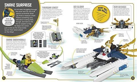 Build Your Own Adventure LEGO Ninjago Book 4