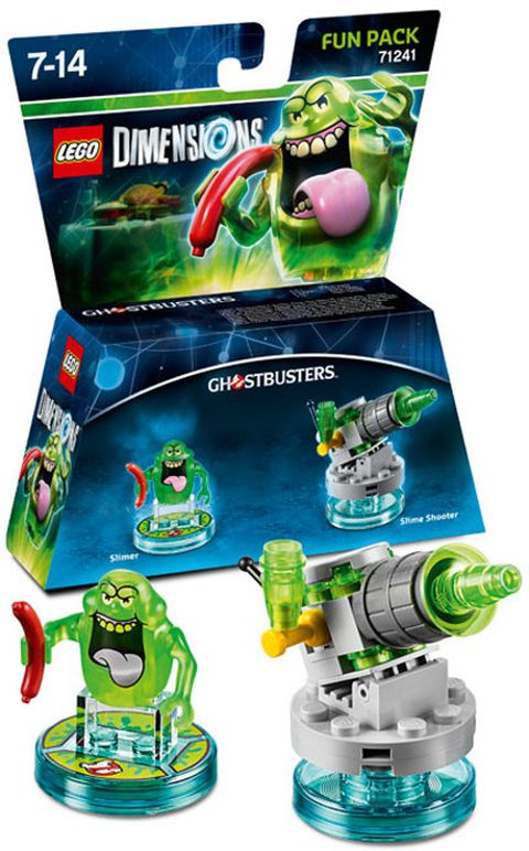 LEGO Dimensions Ghostbusters Pack with Slimer