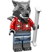 LEGO Minifigs Series 14 - Wolf