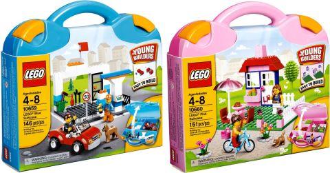 LEGO Storage Box Suitcase