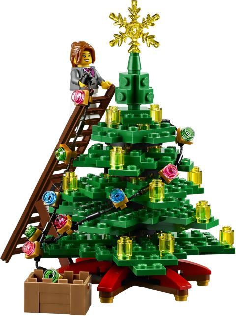#10249 LEGO Winter Toy Shop Christmas Tree