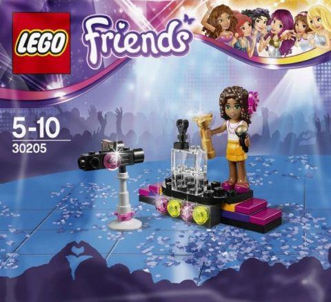 #30205 LEGO Friends Pop Star