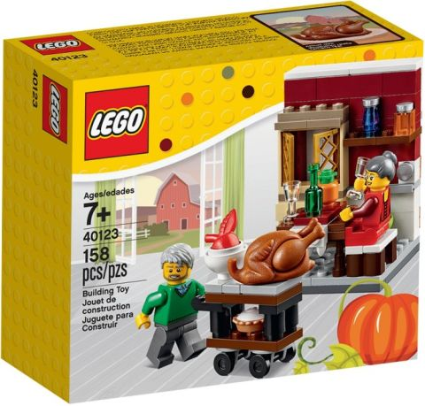 #40123 LEGO Thanksgiving