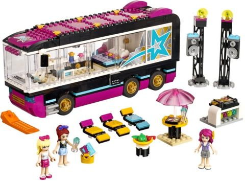 #41106 LEGO Friends Pop Star