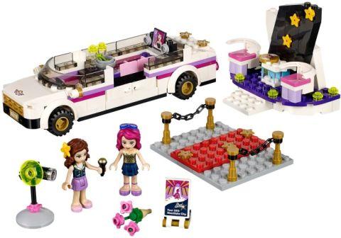 #41107 LEGO Friends Pop Star