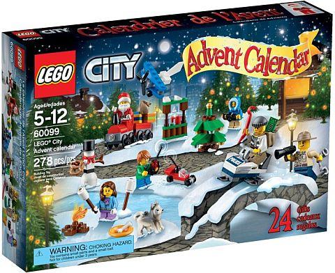 #60099 LEGO Advent Calendar