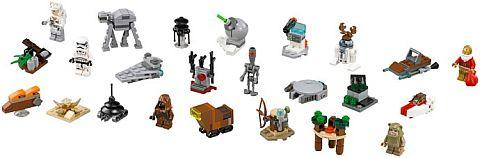 #75097 LEGO Advent Calendar Star Wars