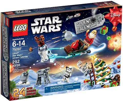 #75097 LEGO Advent Calendar