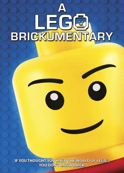 LEGO Brickumentary Available Now