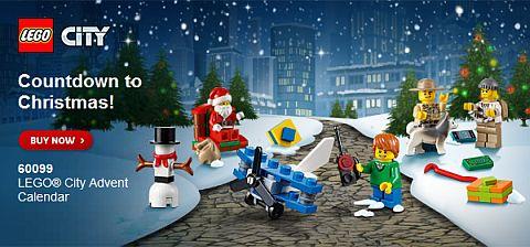 LEGO Chrismas Advent Calendar