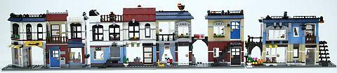 LEGO Creator Bike Shop & Cafe 3-in-1 Street