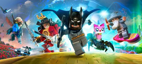 LEGO Dimensions Website