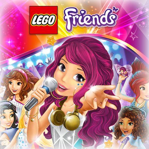 LEGO Friends Pop Stars Sets