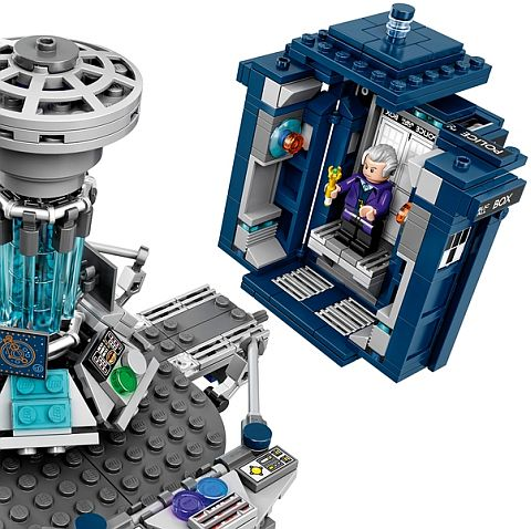 #21304 LEGO Ideas Doctor Who Announcement
