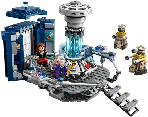 #21304 LEGO Ideas Doctor Who Details