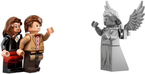#21304 LEGO Ideas Doctor Who Minifigs