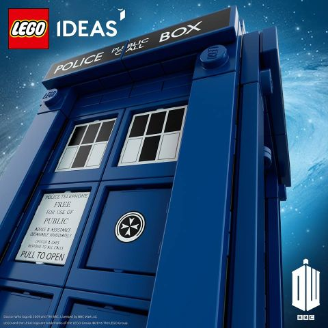 #21304 LEGO Ideas Revealed