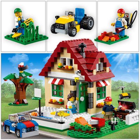 LEGO Contest Creator