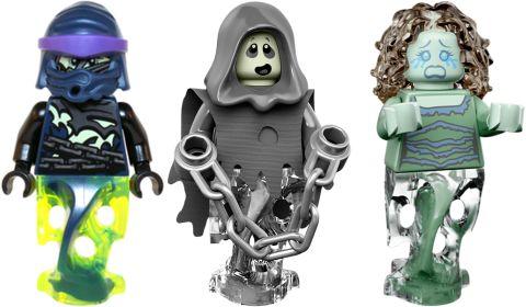 LEGO Ghost Legs