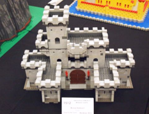 LEGO Modular Castle System by mkalkwarf 8