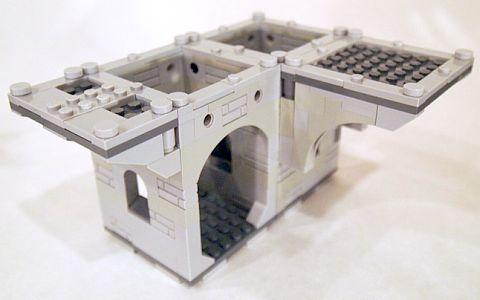 LEGO Modular Castle System by mkalkwarf 9