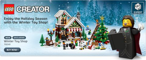 Shop LEGO October Holiday Set