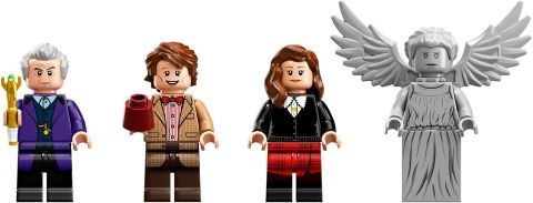 #21304 LEGO Ideas Doctor Who Minifigures